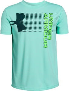 Under Armour Crossfade Tee Trainingsshirt, Neo Turquoise