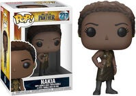 POP! Marvel Black Panther Sammelfigur Nakia