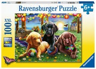 Ravensburger Puzzle Welpen Picknick 100 Teile