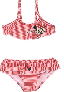 Disney Minnie Maus Bikini, Red