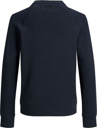 Jack & Jones Vincent Crewneck Pullover, Navy Blazer